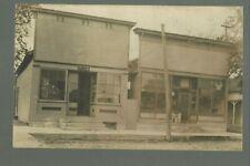 Castalia IOWA RP c1910 GENERAL STORE Post Office nr Decorah Postville Ossian