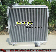 3 ROW 62MM Aluminum Radiator for Toyota Surf Hilux LN106/111 (Diesel) 1988-1997