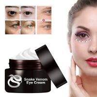 Snake Venom Eye Cream Anti Aging Bags for Dark Circle Puffiness & wrinkle HOT