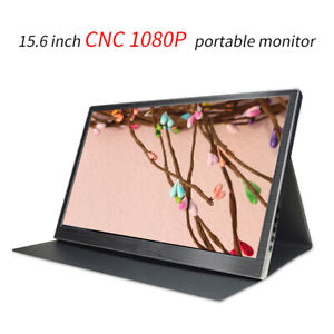 "15.6"" Portable Monitor Slim 1920x1080 Gaming Display for Window PS3/PS4/Xbox 360"