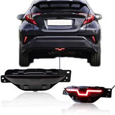 Exterior Rear Led Stop Lamp Brake Light 1 Set For Toyota C-Hr Chr 2016-2018
