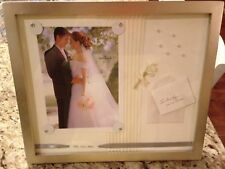 HALLMARK Wedding Wood Photo Frame  13X11 (frame) / 5X7 (Photo)