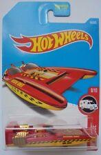 2016 Hot Wheels HW RESCUE 38/10 H2GO 84/250 (Red Version)