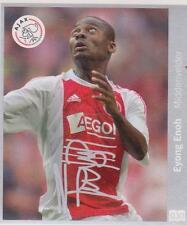 AH 2010-2011 Panini Like sticker 030 Ajax Amsterdam Eyong Enoh