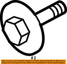FORD OEM Headlight Head Light Lamp-Headlamp Bolt W505425S439