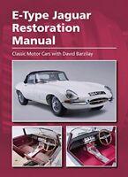 E-Type Jaguar Restoration Manual Xke Book XK-E