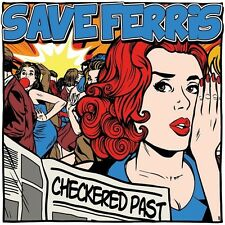 Save Ferris - Checkered Past [New CD] Explicit, Digipack Packaging