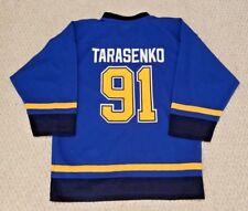 Vladimir Tarasenko NHL Jersey St. Louis Blues Official Licensed Product