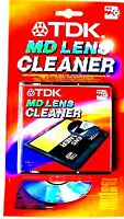 TDK MD Minidisc Lens Cleaner, Brand New Sealed
