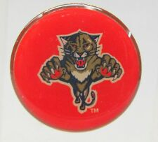 FLORIDA PANTHERS Hockey Team tie tack lapel pin.  mint