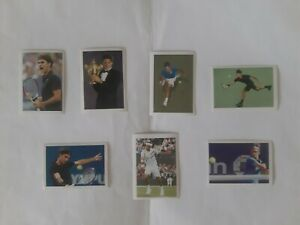 Top tennis 2007- Roger Federer stickers
