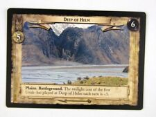 Lord of the Rings Cards: DEEP OF HELM 4 U 347