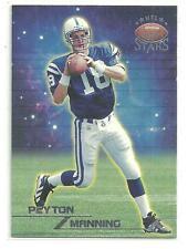 1998 TOPPS STARS PEYTON MANNING SILVER ROOKIE RC #67 3113/3999