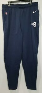 Los Angeles Rams Nike Navy On Field Therma Performance Pants Men's Size Large
