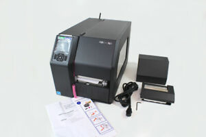 "Printronix T82X4-1114-0 T8000 Thermal Transfer Printer 4"", 203dpi, IGP Languages"