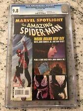 Marvel Spotlight Amazing Spider-Man # NN CGC 9.8 Marvel Comic Book Venom NM KB1