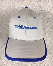 Wycliffe Associates Beige Strapback Ball Cap Hat Bible Translators John