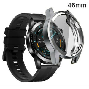 1pc Protection Case For Huawei Watch GT 2 42mm 46mm Cover Full Coverage C❤