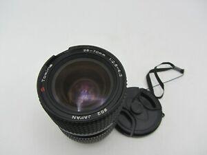 Tokina 28-70mm Zoom F2.8-4.3 Nikon AI-S Mount Lens For SLR/Mirrorless Cameras