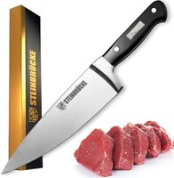 6 Inch Chef Kitchen Knife German Steel Full Tang Cooking Knife Ergonomic Handle
