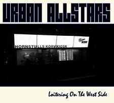 "URBAN ALLSTARS - ""Loitering On The West Side"" Sweden Harmonica Blues CD Chicago"