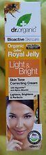 Dr Organic Royal Jelly Light & Bright 125ml