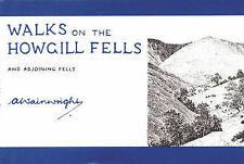 WALKS ON THE HOWGILL FELLS,,Very Good Book mon0000043567