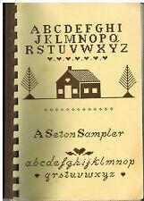 *ROCHESTER NY 1992 SETON SAMPLER COOK BOOK *ST MARY'S HOSPITAL *NEW YORK RECIPES