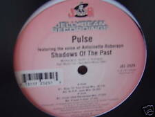"""PULSE SHADOWS OF THE PAST 12"""" JELLYBEAN"""