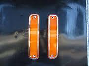 SIDE MARKER LIGHT amber CHEVROLET TRUCK 1973 74 75 78 77 78 79  GMC TRUCKS SUB