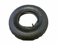 4.80 / 4.00 - 8 bent valve TYRE AND INNERTUBE, INNER TUBE WHEEL, WHEEL BARROW