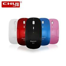 Ultra-thin Optical Bluetooth 3.0 Wireless Mouse 1200 DPI Gaming Mause Mice sem f