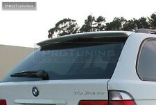 BMW e39 5 series TOURING RARE aerodynamic Spoiler TAILGATE REAR ROOF Cover door