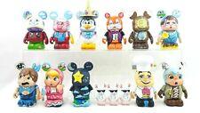Disney Vinylmation 3'' Nursery Rhymes Series Complete Set 12 Figures with Chaser