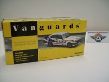 "Ford Capri 3.0S #3 ""British Saloon Car Championship"" 1982, Vanguards 1:43, OVP"