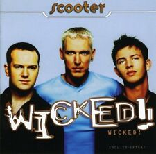 CD de musique en album scooter