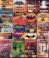 BATMAN & ROBIN #1-26 Comic Books FULL SERIES 1st Prints DC Batman Reborn 2009