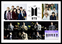 BTS Collage Poster KPOP Jungkook Suga J-Hope V Jin Jimin RM Bangtan Boys Photos