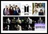 BTS Collage Poster KPOP Jungkook Suga J-Hope V Jin Jimin RM Bangtan Boys Photos