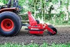 More details for wph170 - winton power harrow - 1.7m wide - for compact tractors