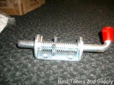 2 utility trailer gate pin spring loaded snap lock carhauler pin