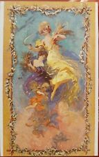 More details for jules cheret, seasons of the years, series 887, summer, postcard