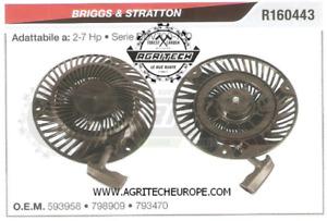 593958 Carter Starter Complete Starter BRIGGS & STRATTON 2-7 HP