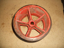 Ariens RT8020 Rear Tine Tiller Drive Pulley 00133300