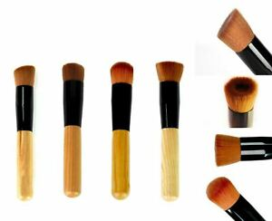 Makeup Brush Kabuki Style Flat Angled Face Powder Contour Concealer