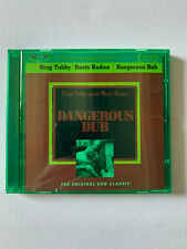 King Tubby Roots Radics Dangerous Dub Greensleeves Records Reggae Classics Heavy
