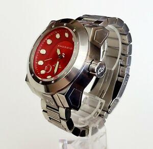 RARE,UNIQUE Men's AUTOMATIC Watch ANDROID AD596 in BOX