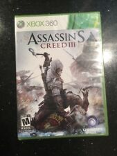 assassins creed 3 xbox360