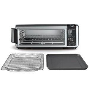 Ninja Foodi 8 in 1 Countertop Pan Oven, Stainless Steel (Certified Refurbished)