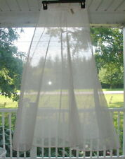 "Vintage Crinoline Half Long Slip Petticoat Stiff Full Sz 10 24""W 37""L"